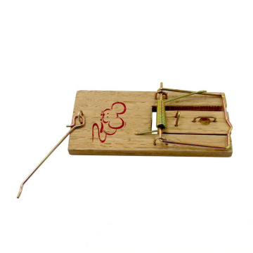Wooden Mouse Traps Amazon with Hinge