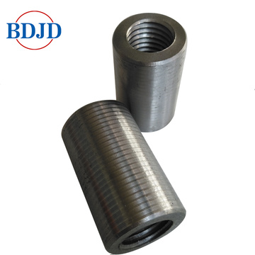 thread reinforcement splicing rebar coupler
