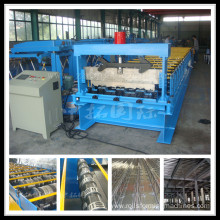 Good Quality for Floor Deck Roll Forming Machine Profile Rolling Machine Metal export to Somalia Manufacturers