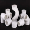Plastic PPR Material Coupling Pipe Fittings