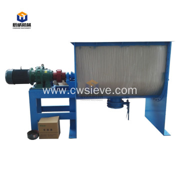 Newly designed poultry feed ribbon mixer