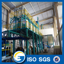 50 Tons/day wheat flour mill machine