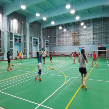 factory customized for Badminton Court Mat Badminton Court Tile PVC Flooring BWF Approved export to Netherlands Factories