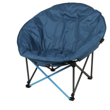 Outdoor PVC coating super comfy moon chair