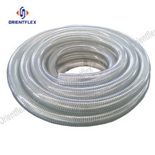 Steel wire weather resistance reinforced plastic hose