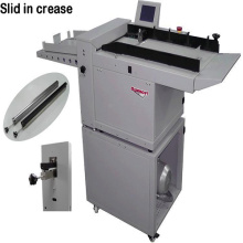 ZX-5375B Auto creaser and Perforator