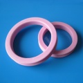 I-pink alumina ceramic ring guide