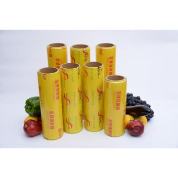 Width 450mm*1200meters Food use PVC cling film