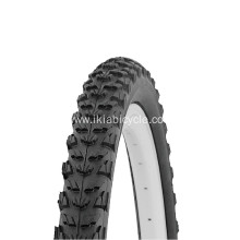 Bicycle Tire with Nice Turning Ability