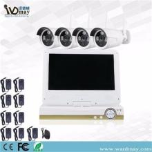 "4chs Wireless Wifi NVR System with 10.1"" Screen"