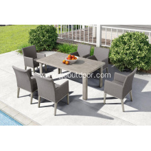 Garden And Balcony Outdoor Furniture Dining Set