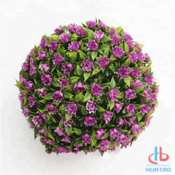 Top for Artificial Ball,Outdoor Artificial Grass Ball , Artificial Flower Manufacturers and Suppliers in China Fire Resistant Artificial Plant Ball export to France Manufacturer