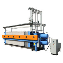 Big Capacity Food Starch Cast Iron Filter Press