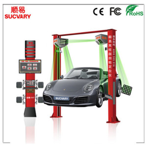 Hot New Products for Supply Various 5D Wheel Alignment With Stand Column of High Quality 5D Wheel Alignment Precise for Auto export to Tunisia Importers