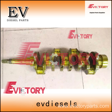 KUBOTA V2003T V2003-DI-T crankshaft main bearing