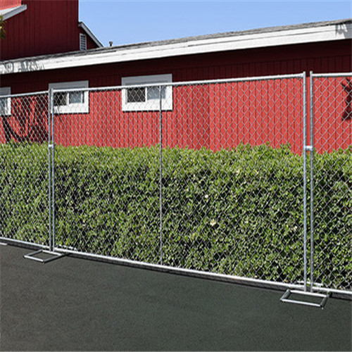 Construction Australia Galvanized Temporary Fence