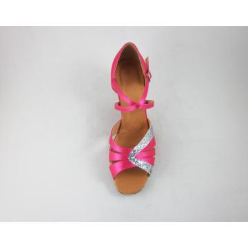ladies pink dance shoes
