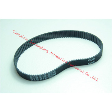 SMT 212-S2M-10 Black Rubber Timing Belts