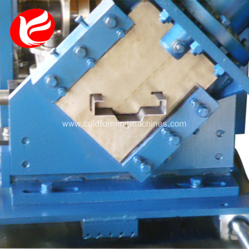 Steel door frame roll forming machine in india