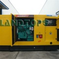 100kva Cummins Engine 3 Phase Diesel Generator Price