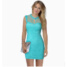 sexy lace and hip nightclub dresses