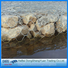Galvanized/ PVC Coated Gabion/ Gabion Wire Mesh