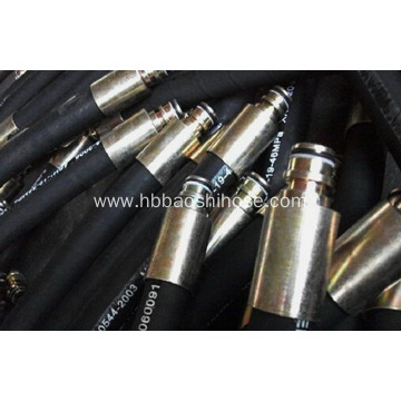 Hose Assembly for Coal Hydraulic Support