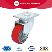 PU Industrial Caster Without Brake