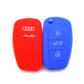 Silicone  key cover for audi a3