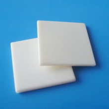 Customized for Ceramic Substrate Dry pressing 99.5%  al2o3 alumina ceramic substrate export to Spain Supplier