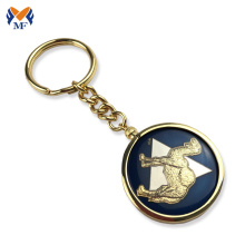 Good Quality for Personalized Keychain Insert metal aa diy coin keychain holder supply to Argentina Suppliers