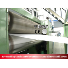 Factory Price for China Spunbond Nonwoven Line,Single Beam Spunbond Nonwoven Line,S2400 Nonwoven Fabric Line Supplier S3400 polypropylene spun-bonded nonwoven machine export to Faroe Islands Manufacturer