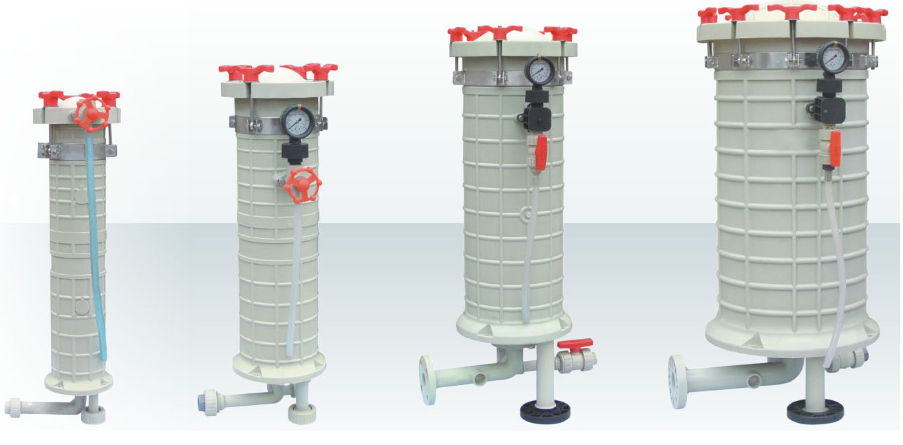 PP Plastic Pipeline Filter (4)