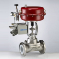 Chlor-alkali Pneumatic Single-seat Regulating Valve