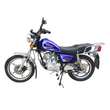 Factory made hot-sale for 150Cc Off-Road Motorcycles HS150-6D GN150 CG150 Blue Jazz Motorcycle Sales export to France Manufacturer