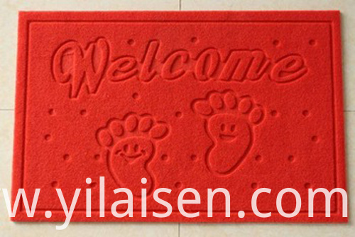 Polyester Embossed Mat 086