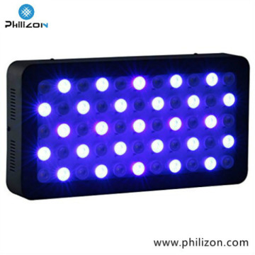 165W மீன் தொட்டி Dimmable LED Aquarium Lighting
