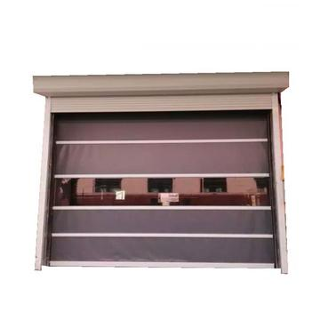 CE Approved high speed stacking up sliding door