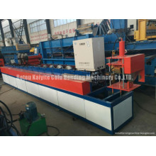 Best Quality for Insulated Roller Shutter Machine Roll Forming Machine For Roller Shutter Slat supply to East Timor Factories