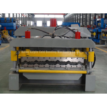 Roof Step Tile Roll Forming Machinery