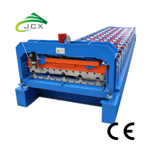 Ibr Roof Machine