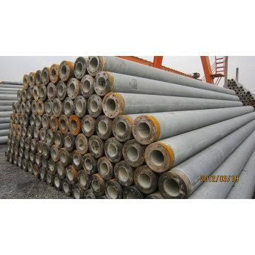 Pre-Stressed High Strength Spun Pile Mould