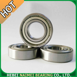 Excellent quality price for Fan Bearing Ball Bearing High Precision Deep Groove Ball Bearing 6003ZZ export to United States Minor Outlying Islands Supplier