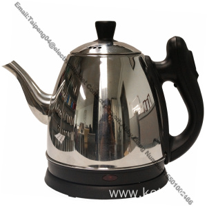 Good Quality for for Stainless Steel Electric Tea Kettle Kitchen and hotel electric kettle supply to Central African Republic Manufacturers