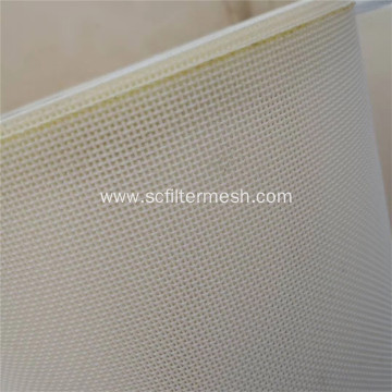 Flat Woven Polyester Mesh for Papermaking