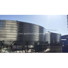 lipp steel storage silo machine