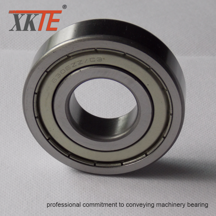 Iron Shielded 6305 ZZ Bearing For Conveyor Applications‎