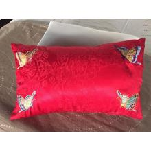 Butterfly Embroidery Cushion for Wedding Beddings