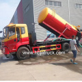 10000 Liters New Waste Water Suction Truck