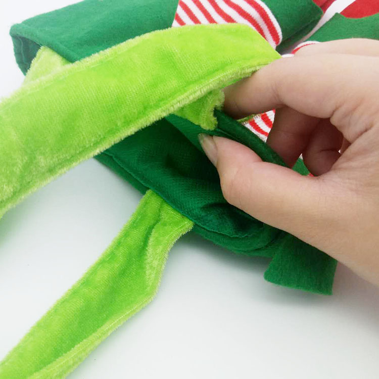 Christmas Magic Elf Holiday Gift Bag